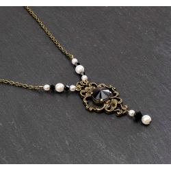 Collier JULIETTE noir