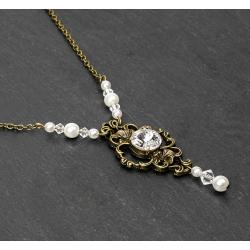 Collier JULIETTE crystal
