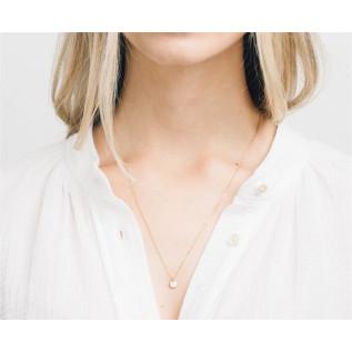 Boucles d'oreilles HAWAII 2, petites pépites de verre de mer pervenche et pendentifs étoile de mer