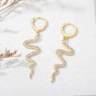BRACELET STRASS 3 rangs bleu