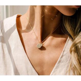 Boucles d'oreilles HAWAII, petites pépites de verre de mer pink blossom et pendentifs olive