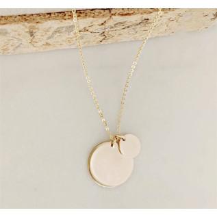 Boucles d'oreilles SEYCHELLES, grandes goutes en verre de mer opaque sea blue